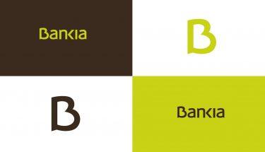 nace bankia identidad visual