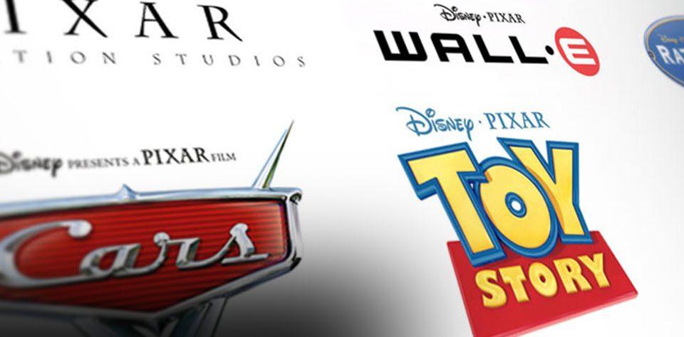 logos de pixar