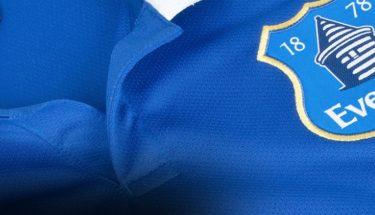 imagen de la camiseta del Everton