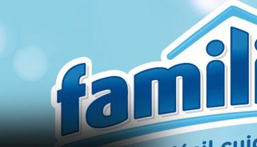 simbolo de la marca colombiana familia productos de aseo