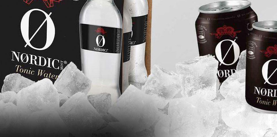 imagen de latas nordic mist rediseño de marca y envase