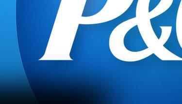 Nuevo logo procter and gamble rediseñado
