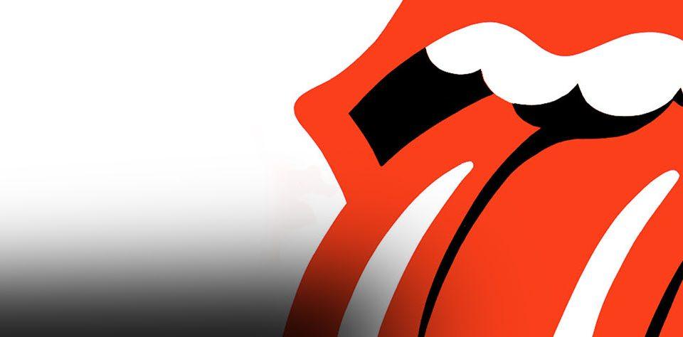 imagenes de lengua afuera logo Rolling Stones
