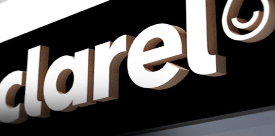 logotipo de la marca clarel pertenciente al grupo dia