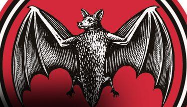 murcielago de Barcardi logotipo de la marca rediseño 2014