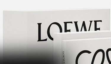 nuevo logotipo de Loewe