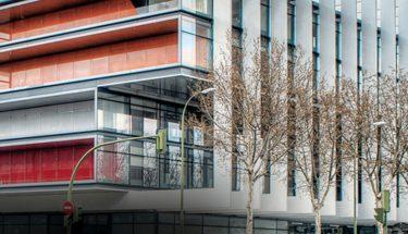 Imagen sede repsol en avenida Mendez Alvaro - Madrid