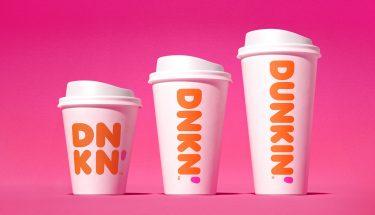 Dunkin Donuts rediseña su imagen y pasa a llamarse simplemente Dunkin
