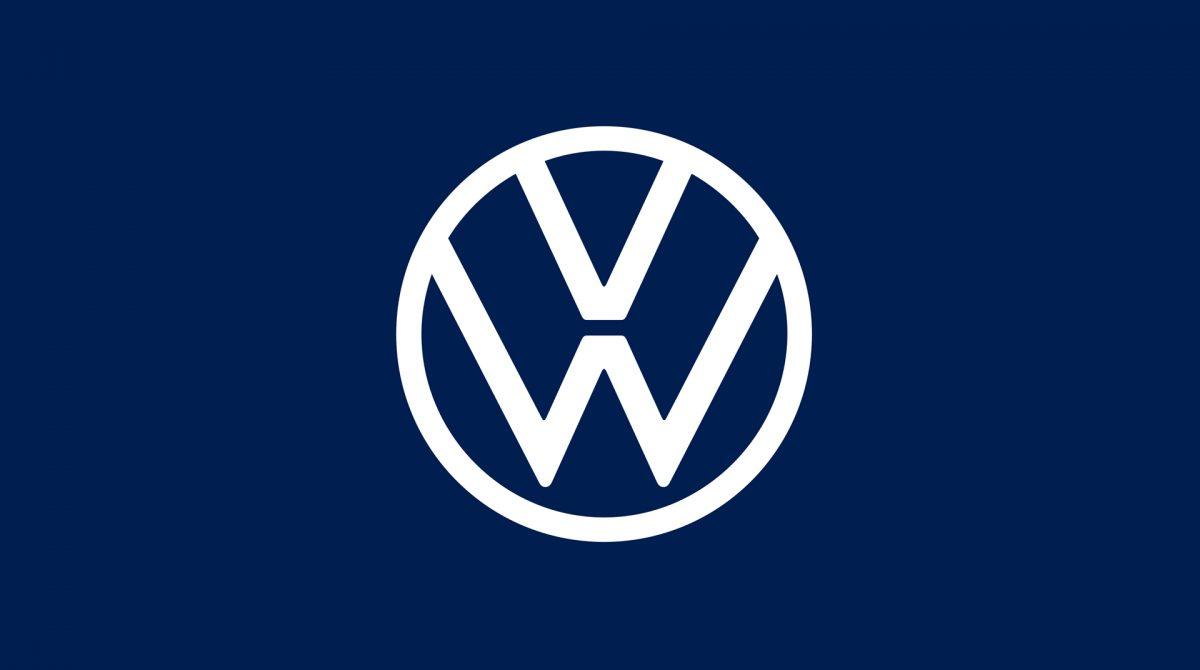 volskwagen nuevo logo