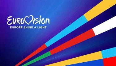 emblema, eslogan y linea grafica de Eurovision 2020
