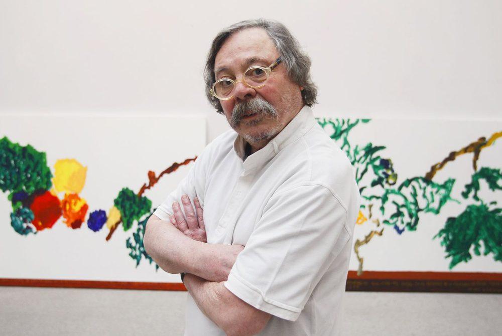 Alberto Corazón, artista, diseñador