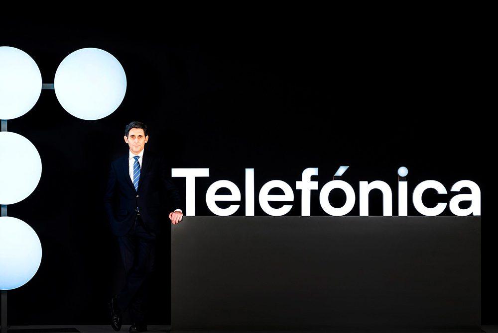 Telefónica, marca, logo, identidad