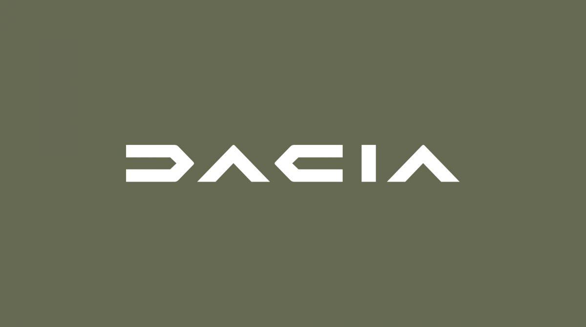 Nuevo logo Dacia 2021