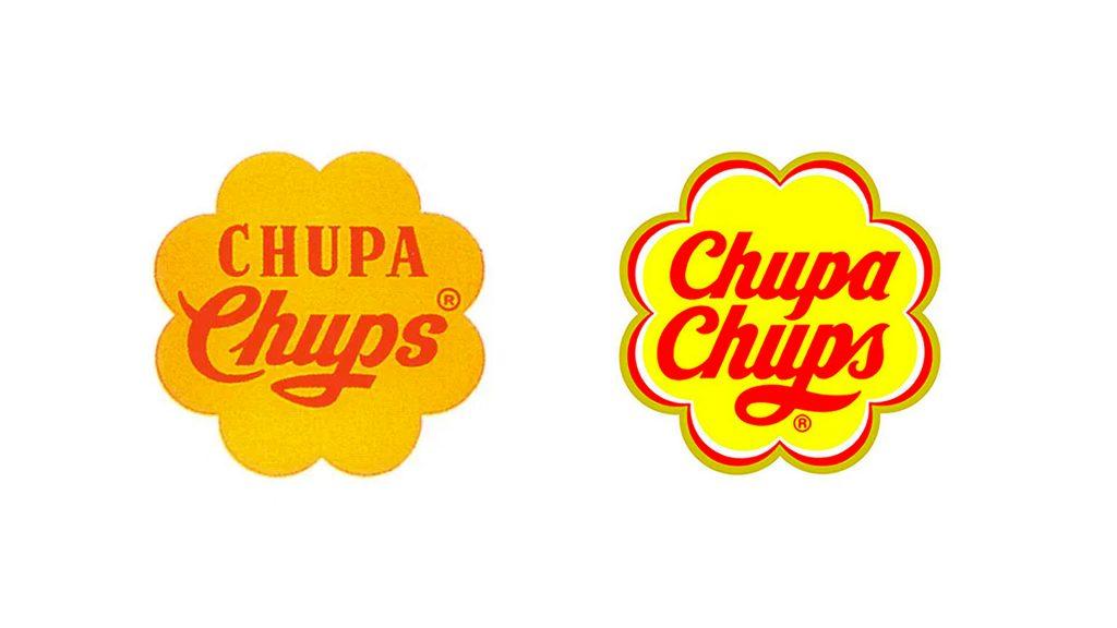 Chupa Chups logos Dalí
