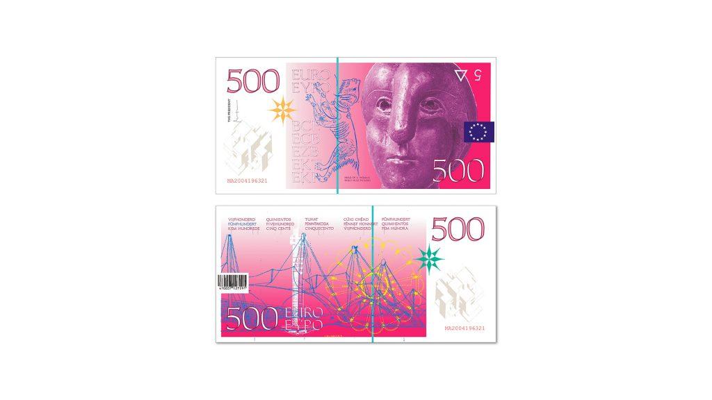 500 euros Cruz Novillo