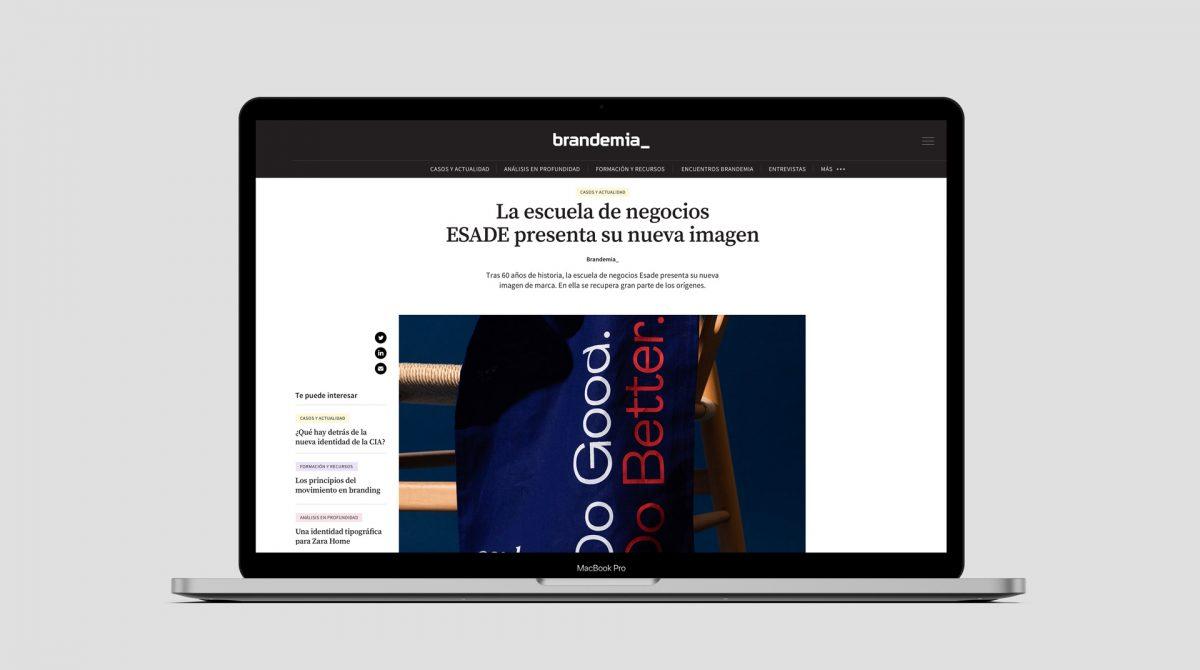 Articulo nueva web Brandemia