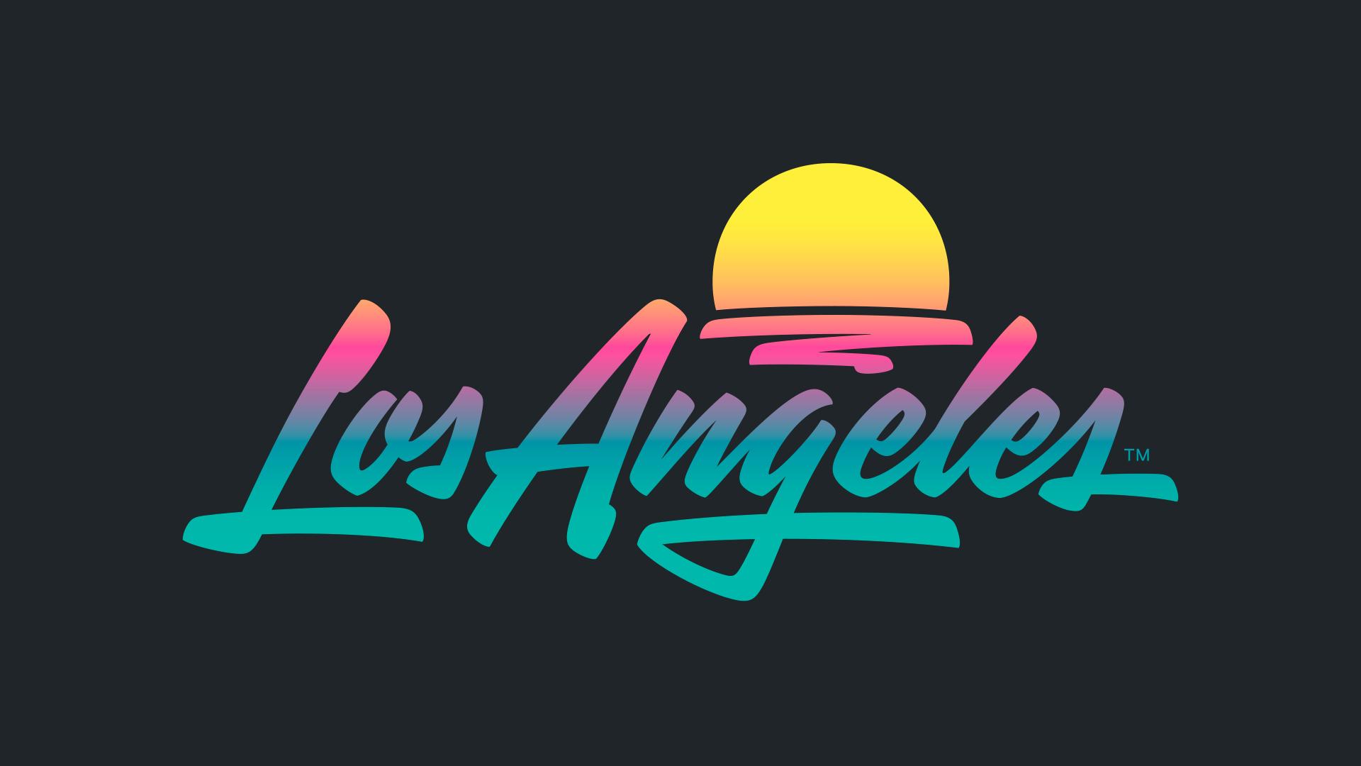 Nuevo logo de Los Angeles Turismo