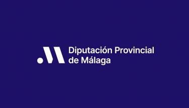 nuevo logotipo de la Diputación de Málaga