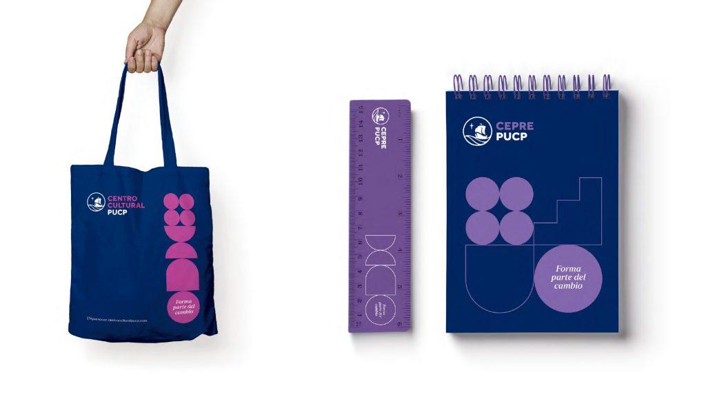 merchandising de la PUCP
