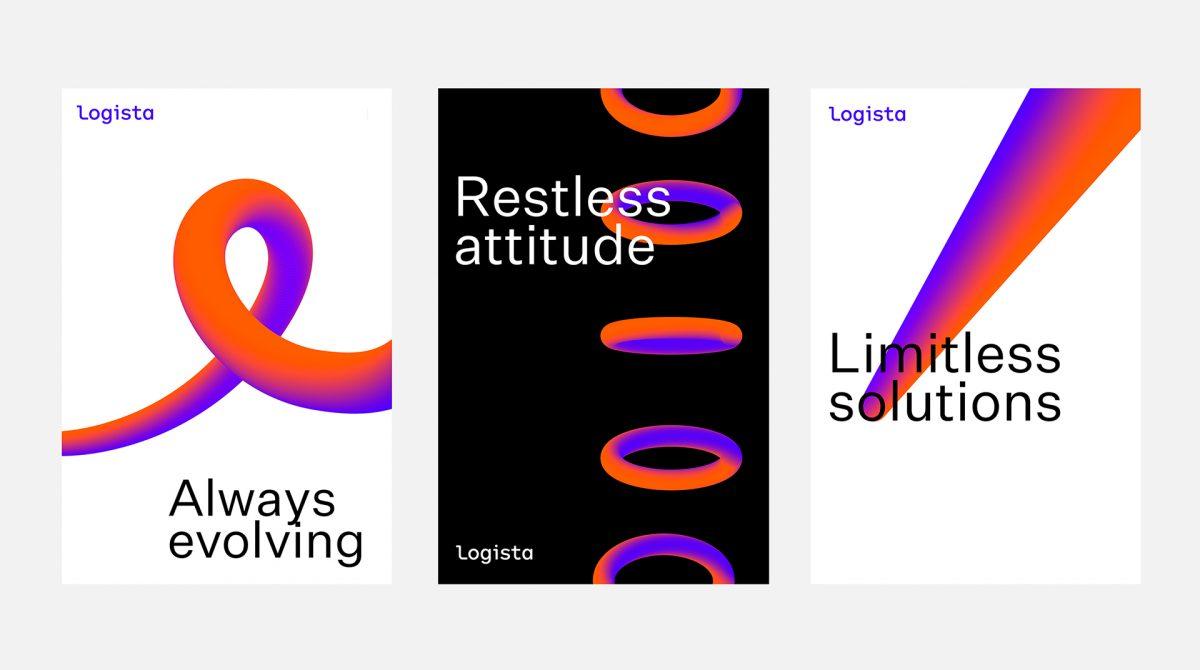 Así es el rebranding de Logista que llega de la mano de Interbrand