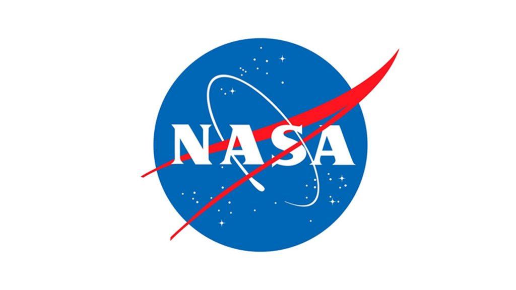 logo oficial de la nasa