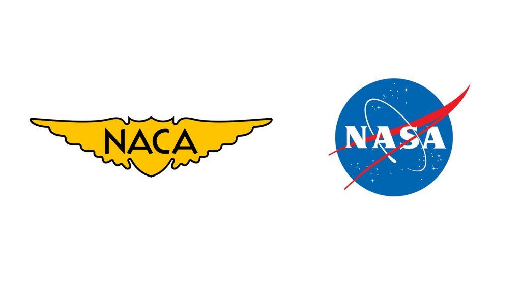 Comparativa logo naca