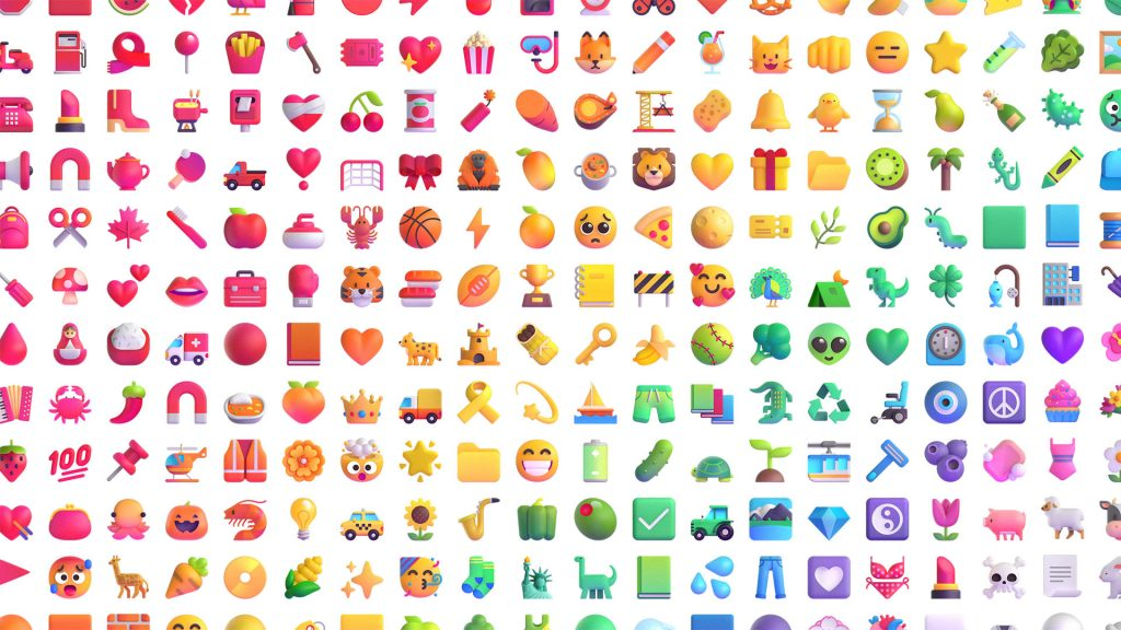 nuevo sistema de emojis