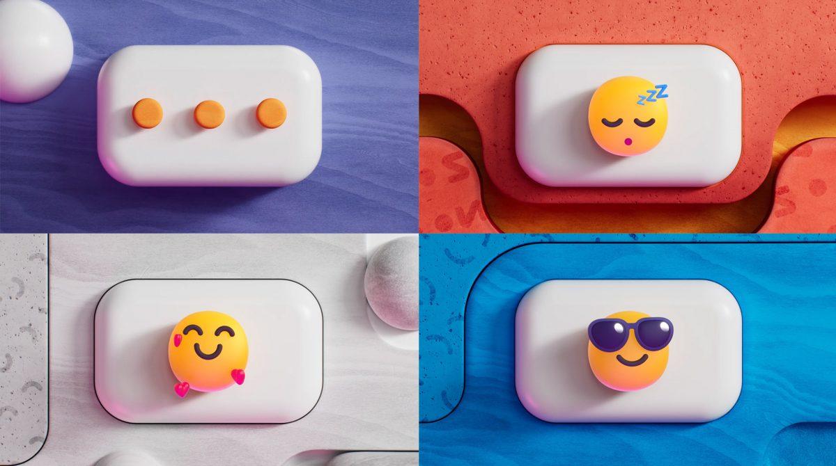 ¿Tienen sentido los 1.800 nuevos emojis de Microsoft?