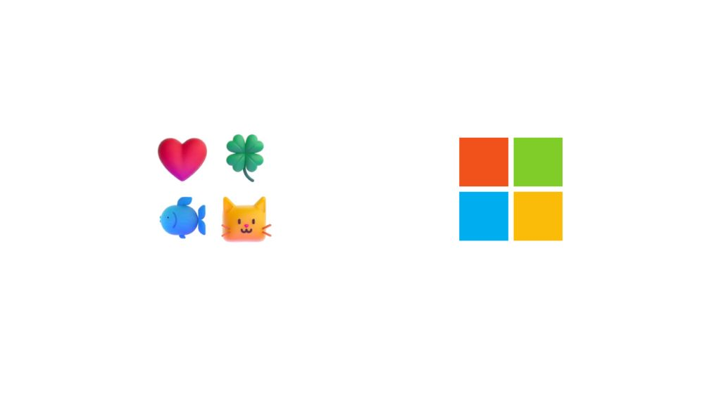 nuevo sistema de emojis para microsoft