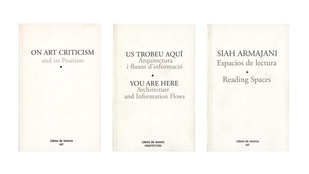 Libros Toni Miserachs