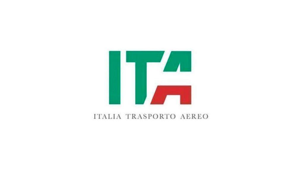nuevo logo Alitalia ITA 2021