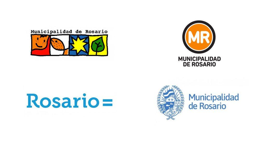 Logos Municipalidad de Rosario