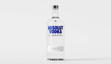 botella de Absolut