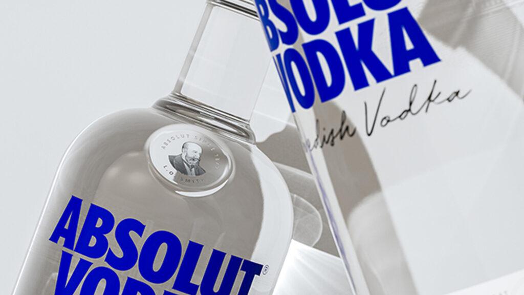 botella Absolut