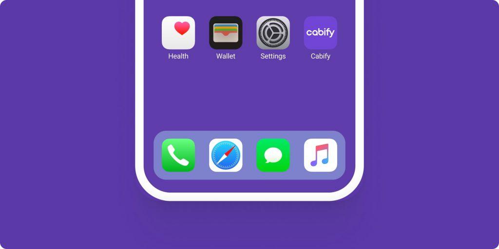 rebranding Cabify