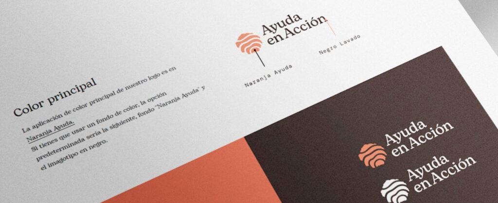 rebranding de Ayuda en Acción rebranding de Ayuda en Acción