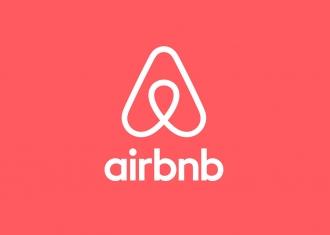 logotipo airbnb rediseño belo