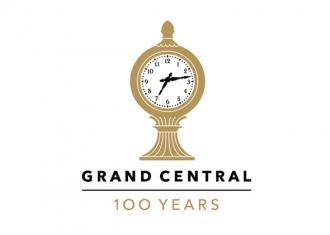 logo gran central de Nueva york cumple 100 años