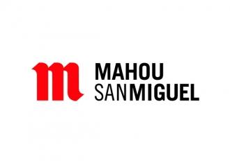 rediseño del logotipo de mahou san miguel