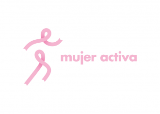 logotipo e imagen de la marca mujer activa