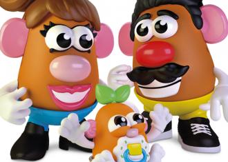 igualdad, lgbtqia+, lgbt, familia, género, neutro, juguetes, Potato, Señor, Señora