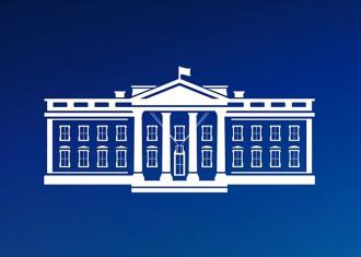 Casa Blanca, White House, logo