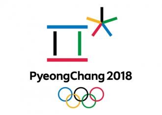logo de Juego Olímpicos de invierno 2018