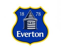 logo del Everton - Brandemia_