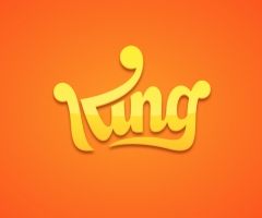nuevo logotipo de King videojuegos