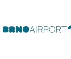 logo brno aeropuerto