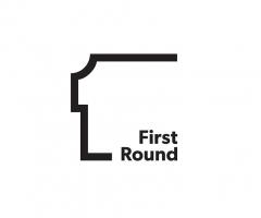 logotipo de first roung
