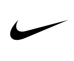 Logo principal de la marca nike - Brandemia_