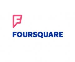 nuevo logotipo de foursquare