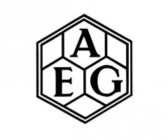 logotipo aeg